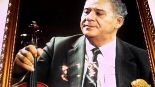 Le Maestro Mohamed Taher Fergani en 1966 (Madjrouh) Une Voix et Un Violon Unique