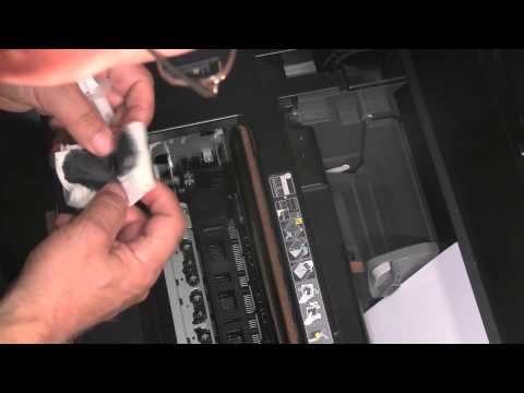 How to perform Basic Maintenance on the Epson R2000 and 3800