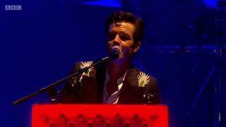The Killers - When You Were Young (TRNSMT 2018)