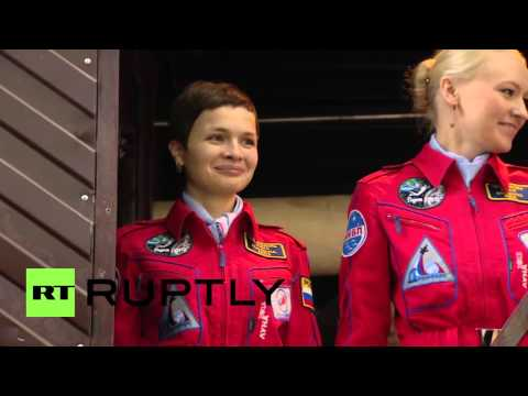 Russia: Female-only Moon-2015 space simulation kicks off in Moscow