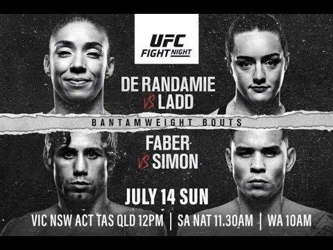 UFC Fight Night 155 RECAP