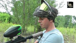 Paintballtv.fr // Test rapide BT TM15 EL Black Tan