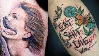 Worlds Worst Tattoos!! #90