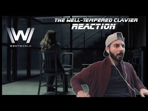 """Westworld - Season 1 Episode 9 """"The Well-Tempered Clavier"""" REACTION! 1x9"""