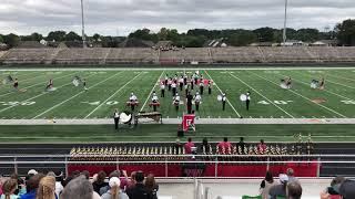 Elkmont Red Devil Marching Band