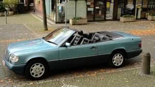 рассказ Mercedes Benz W124