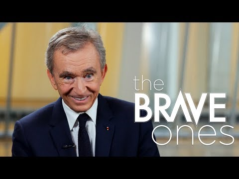 Bernard Arnault, Chairman and CEO of LVMH | The Brave Ones ...