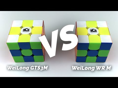 GTS3M Vs WeiLong WR M Comparison | SpeedCubeShop.com