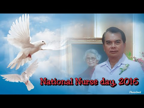 National Nurse Day 2016 : Chainakorn