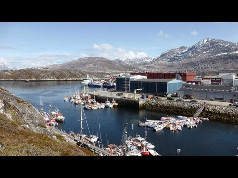 China is eyeing Greenland and the U.S. is taking note