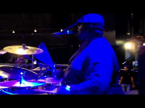 Edwin McCain Band: Tez Cam  Baltimore, MD soundcheck  090711