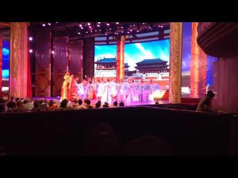 Drama in theatre Shanghai