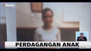 Sindikat Perdagangan Anak di Balikpapan Lewat Aplikasi Online - iNews Siang 23/01