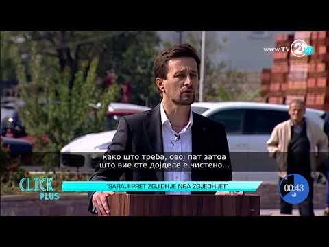 Click Plus - '' Saraji pret zgjidhje nga zgjedhjet'' - 05.10.2017
