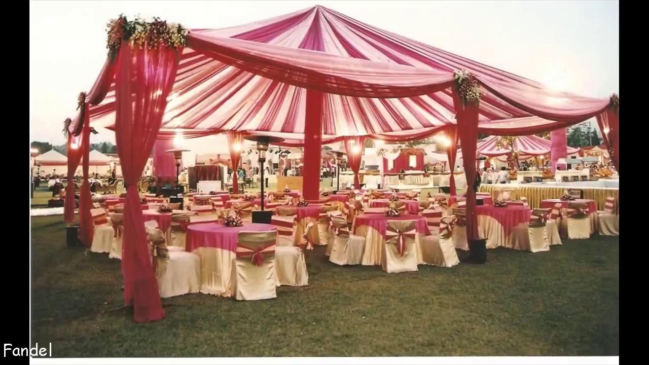 garden wedding decoration ideas 2017