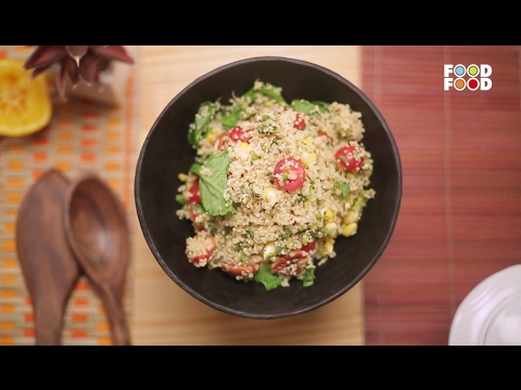 Festive feasts khaja mille feuille chef rakesh sethi india quinoa salad with citrus dressing foodfood forumfinder Choice Image