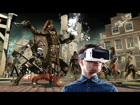 VR ASSASSIN'S CREED 3D