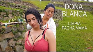 DOÑA ☯ BLANCA, LIMPIA PACHA MAMA, SPIRITUAL CLEANSING, ASMR MASSAGE, RUHSAL TEMİZLİK, CUENCA, SLEEP
