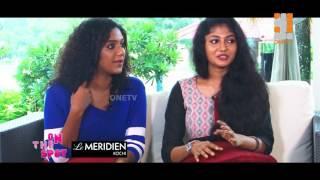 On the spot: Actress Drishya Raghunath and Actress Mareena Speaks On 'Happy Wedding' Part 02