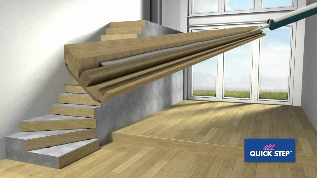 Quick Step Incizo Stair Profile, How To Lay Laminate Flooring Quick Step
