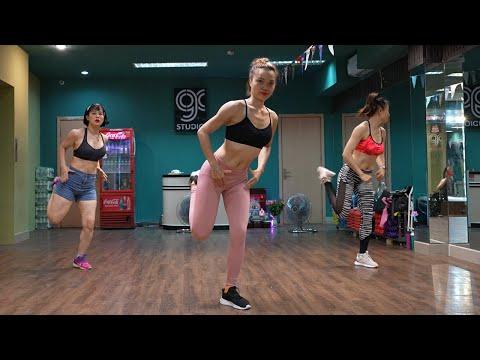 Aerobic Giảm Cân - Giảm Mỡ - Giảm Béo Toàn Thân #2 | Inc Dance Fit