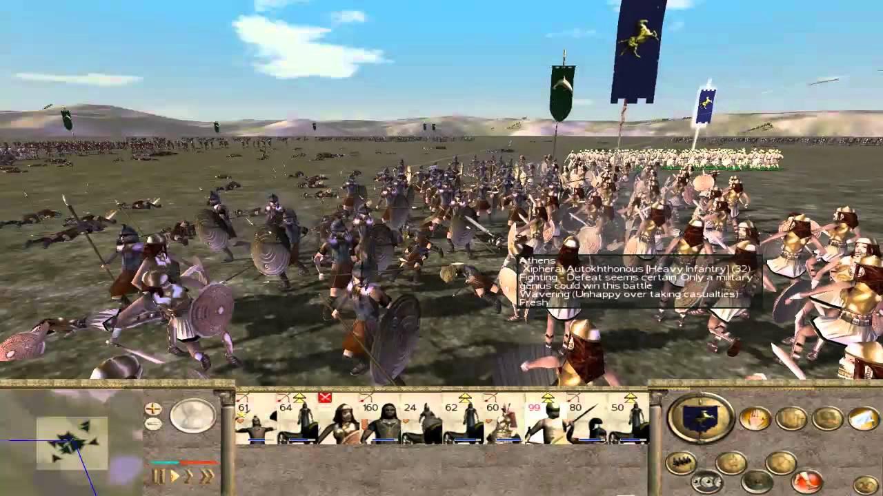 Troy Total War Youtube