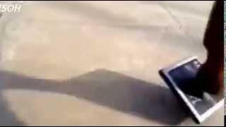 Así explotan las Baterías de los Teléfonos Celulares