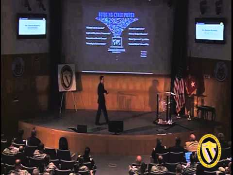 Cyber Talks March 2015 - Dr. Aaron Brantly - The Decision to Attack: Offensive Cyber Decision-Making