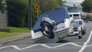 Die Schlechtesten Fahrer mit Anhänger der Welt - Sie haben den Führerschein nicht verdient
