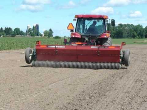 Brillion Farm Equipment Product Line Video 2014