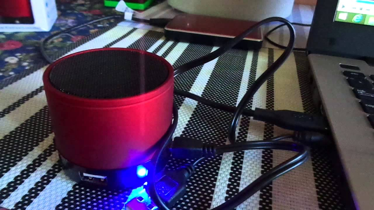 Bluetooth Lautsprecher Pc Music Mini Bluetooth Speaker - Youtube