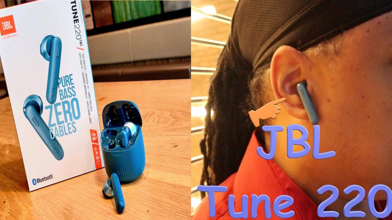 Jbl Tune 220 Tws True Wireless Earbuds Youtube