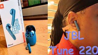 JBL TUNE 220 TWS True Wireless Earbuds