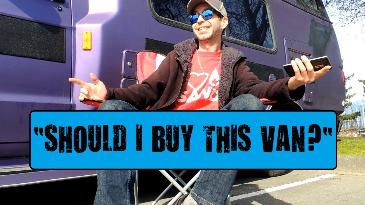Justin, should I buy this van? - JustinCredibleTV