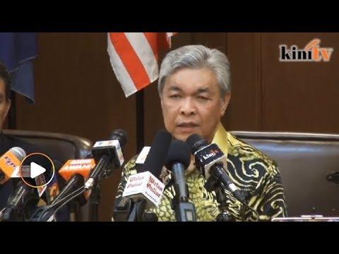 BN boikot PRK Port Dickson