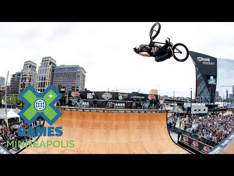 FULL BROADCAST: Fruit of the Loom BMX Vert Final | X Games Minneapolis 2017