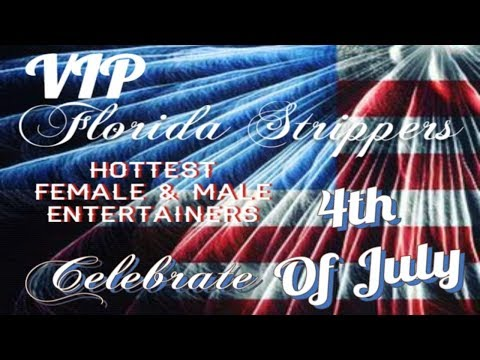 Hottest 4th Of July Strippers | Tampa Florida | VIP Florida Strippers 813-563-3037