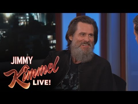 Jim Carrey on 70
