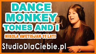 Dance Monkey - Tones And I (cover by Nikola Awetisjan) #1518