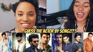 Guess the Actors By Song   Bollywood   CHALLENGE w/ SKYE!!