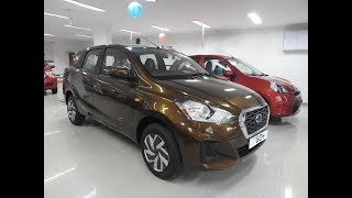 Datsun Go+ (GO PLUS) Facelift 2018 Review
