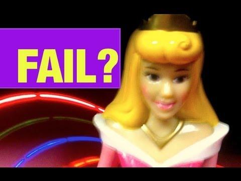 Fail Toy You Decide Disney Princess Sleeping Beauty