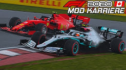 F1 2020 MOD KARRIERE #7: Montreal, Kanada GP   Formel 1 2019 4K Gameplay