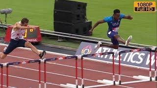 Men's 400m Hurdles at Athletics World Cup 2018