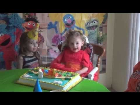 HAPPY BIRTHDAY PARTY, ELIZA!