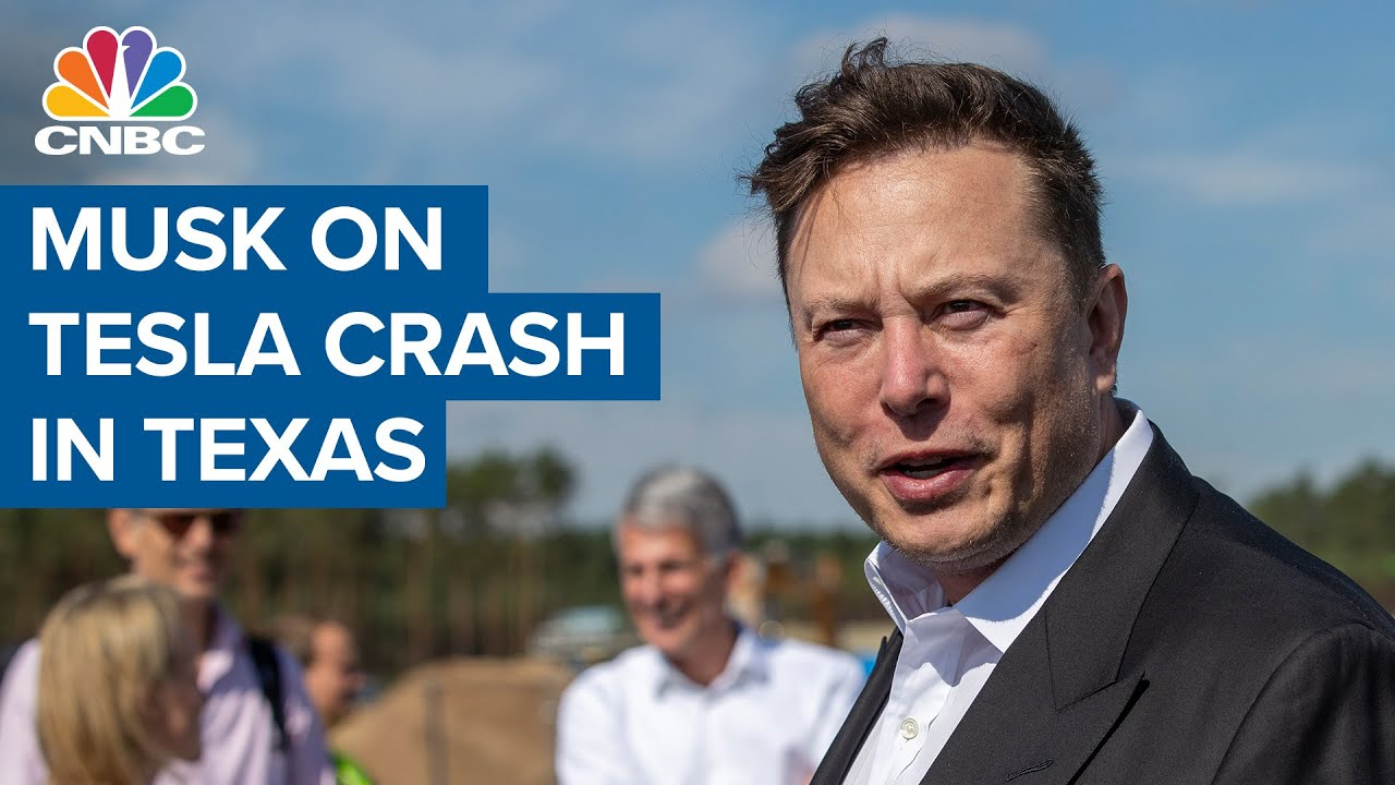 Download Elon Musk says autopilot wasn't enabled during Tesla crash in Texas