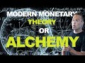 MODERN MONETARY POLICY OR ALCHEMY | Is Bitcoin Our Chaos Hedge