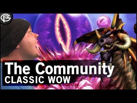 Classic WoW | Community Involvement