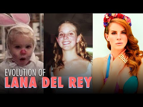 Lana Del Rey: Her Life Story