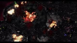 [스타크래프트2][커스텀 캠페인] 프로토스의 날개 21-B. 조각난 하늘
